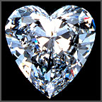 Heart Cut GIA Certificate Wholesale Diamond Prices, Diamond Broker