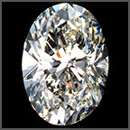 Canadian Oval cut GIA certificate diamonds price list, Wholesale diamond prices